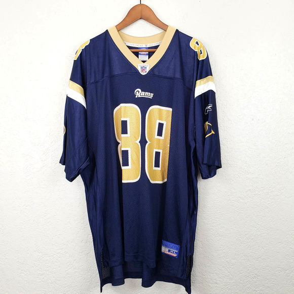 NFL Los Angeles Rams Torry Holt Jersey - XL